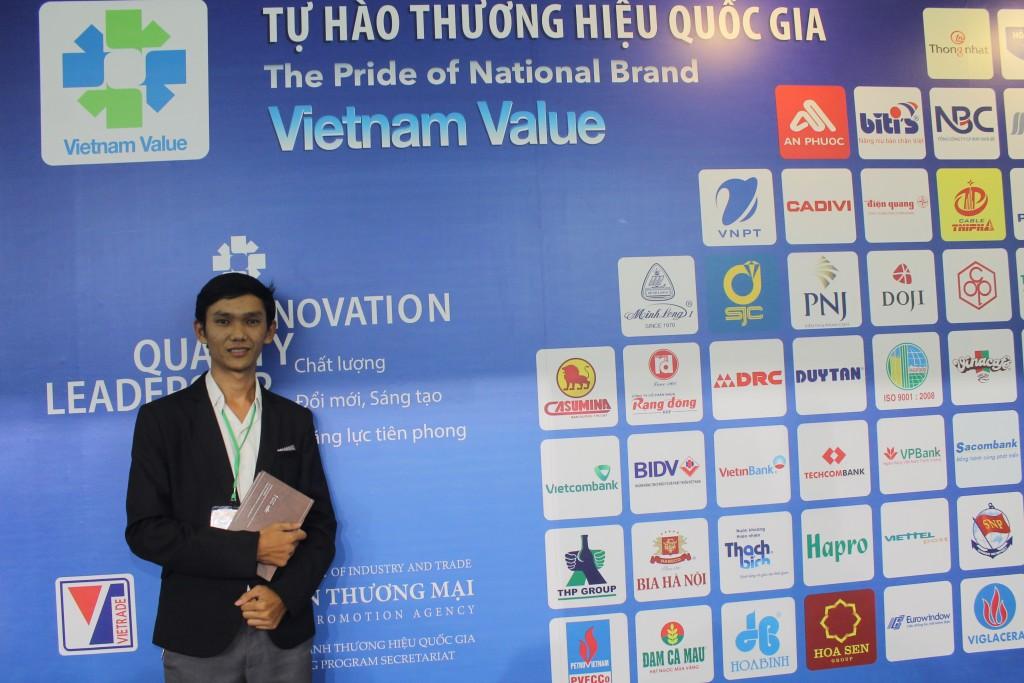 Thương hiệu Việt đang dần khẳng định vị thế của mình.